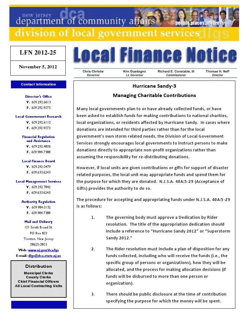 state notice