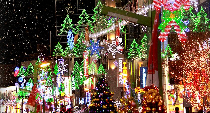 Christmas In Korea.Common Sense For Belmar Christmas In Korea