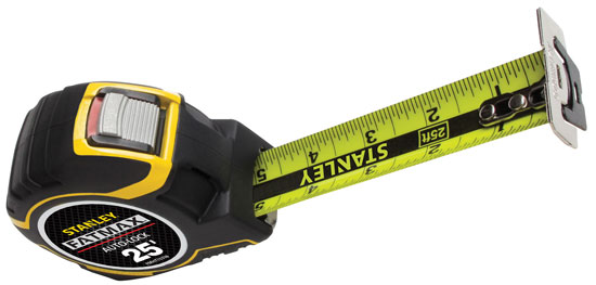 Stanley-FatMax-AutoLock-Tape-Measure-with-Large-Hook