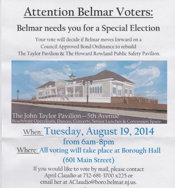 Common sense for belmar from the belmar bonders for Common sense for belmar