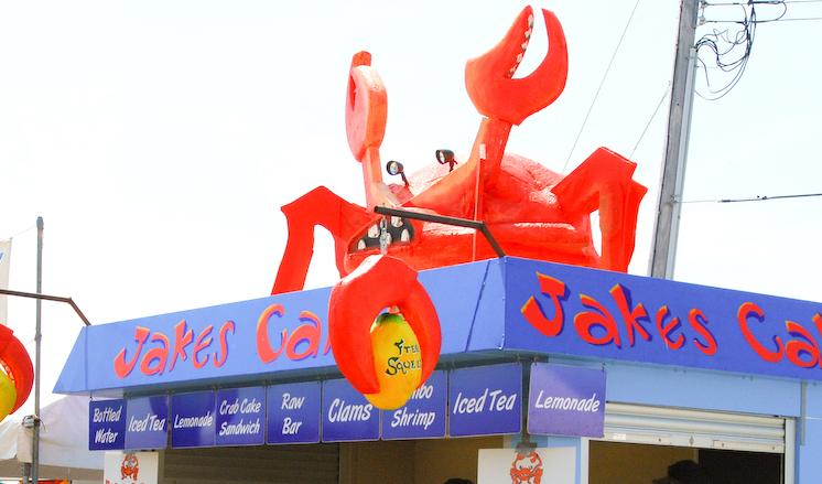 Belmar Seafood Festival 2008, New Jersey