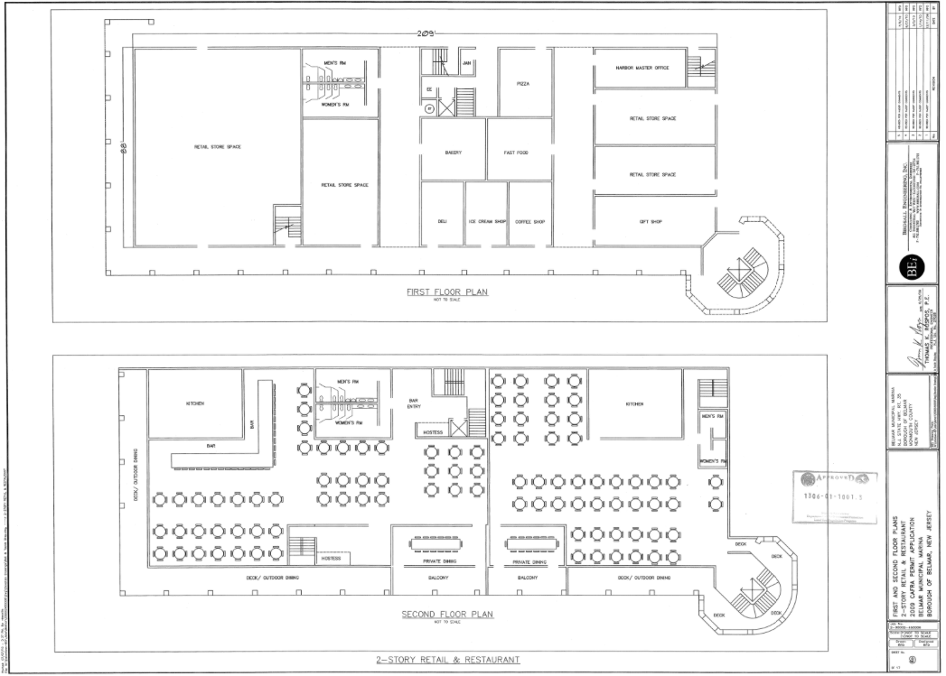 permitted floor plan