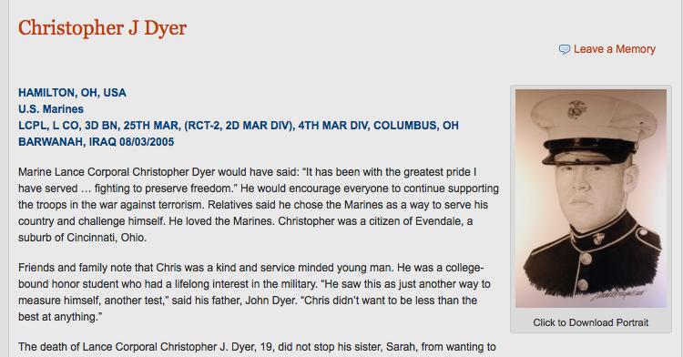 Christopher Dyer