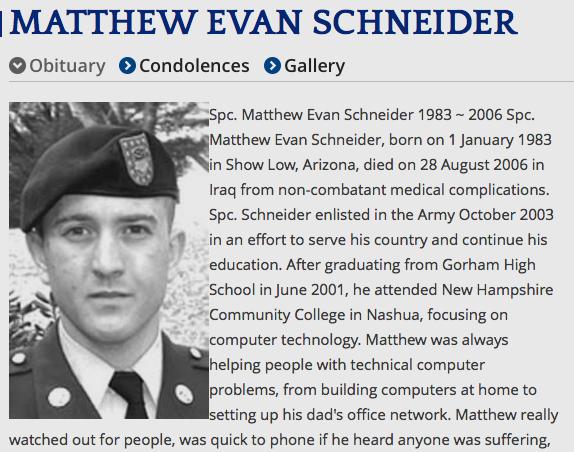 Matthew Schnieder