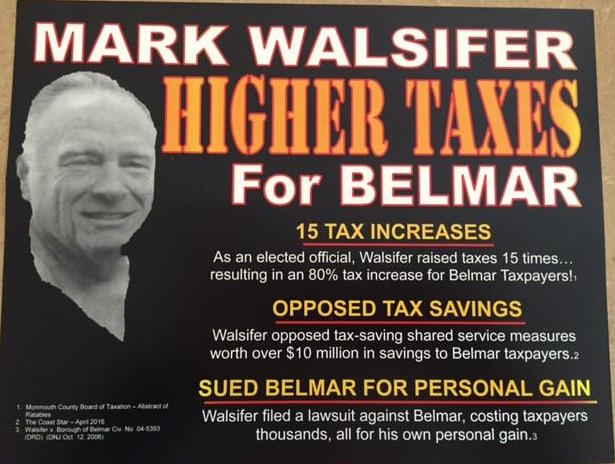 Common sense for belmar mailboxes filling up for Common sense for belmar